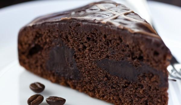 Шоколадов сладкиш с аромат на кафе