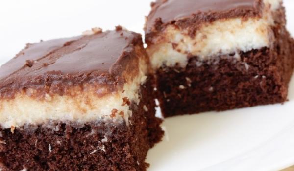 Шоколадов кекс с крем Брюле