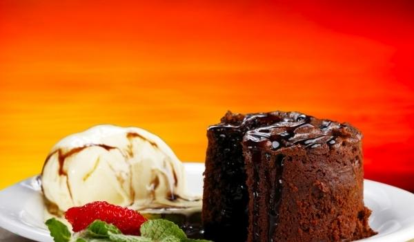 Шоколадов лава кейк Петит Жато