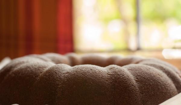 Лесен пухкав кекс