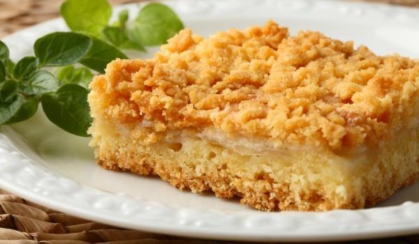 Бадемово-маслен кейк