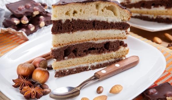 Австралийска торта с какао