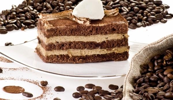 Кафейна торта