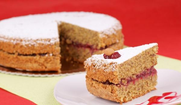 Руска торта от овесени ядки