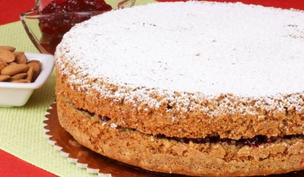 Бадемова торта