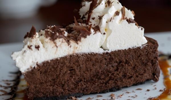 Френска шоколадова торта четири четвърти
