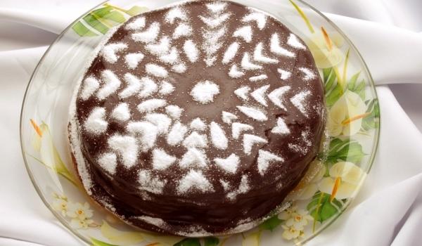 Руска торта с маслена глазура
