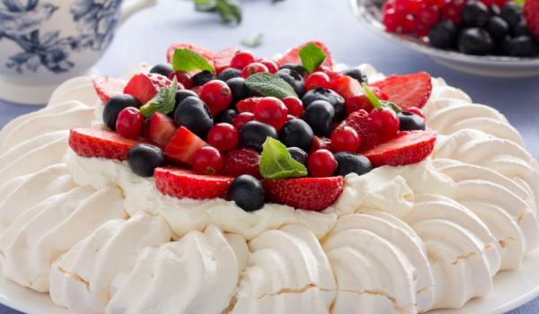 Австралийска целувчена торта