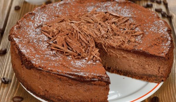 Шоколадово-какаова торта