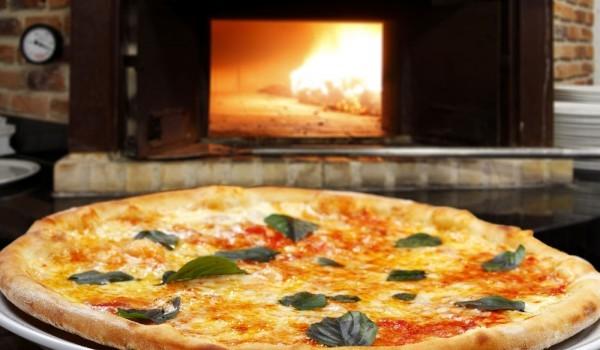 Пица с три вида сирене
