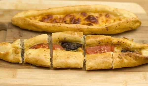 Пица лодка