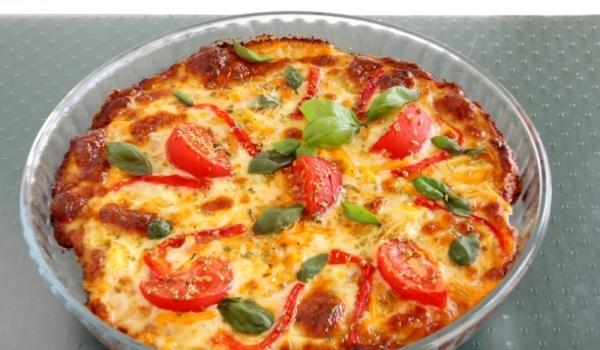 Пица Полента от Качамак