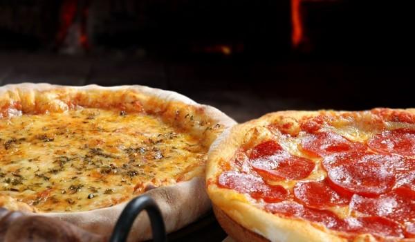 Бърза пица със сирене