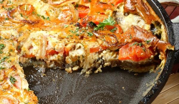 Сочна домашна пица