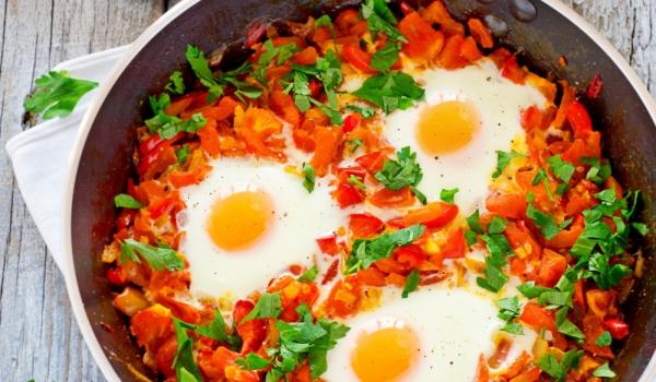 Яйца Пеперони