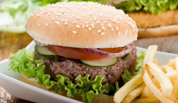 Чизбургери с рокфор