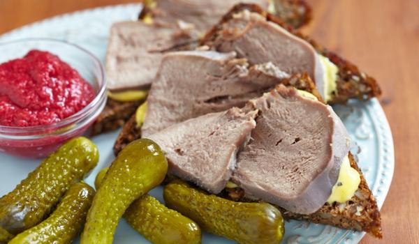 Сандвичи със свински език