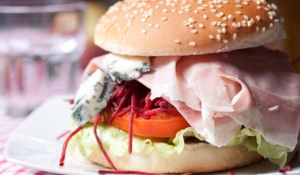Здравословен бургер