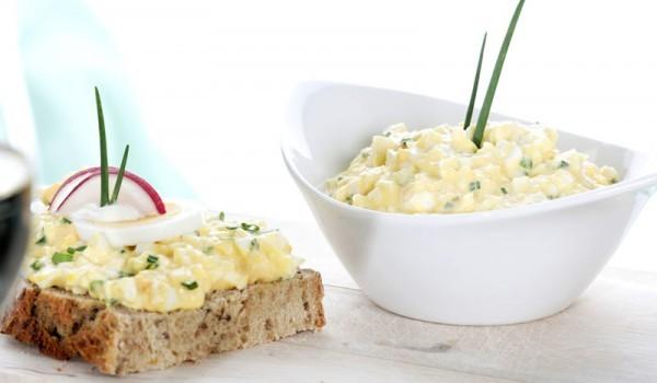 Евтин пастет от яйца