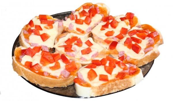 Сандвичи с Пастет от белтък
