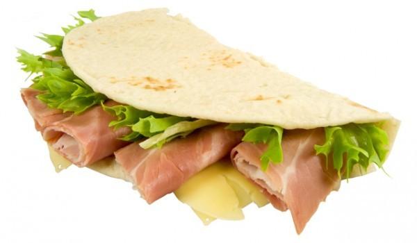 Летен сандвич