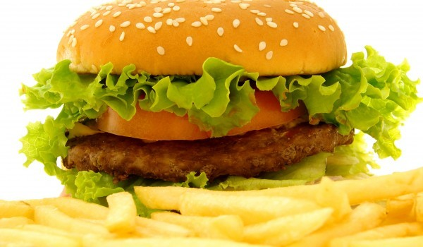 Лесен пуешки бургер