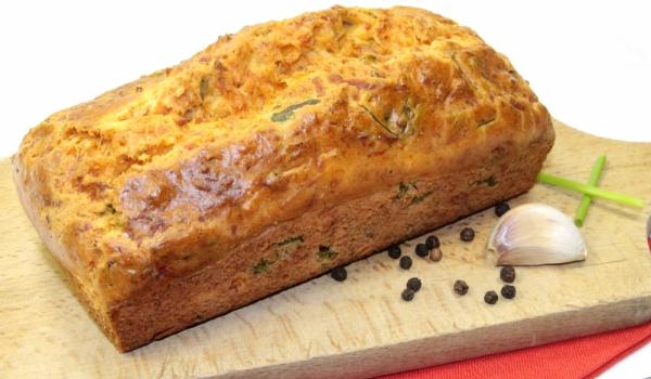 Зеленчуков хляб с бира