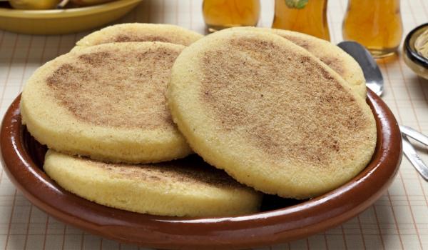 Марокански питки от грис