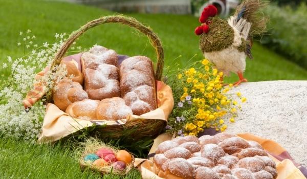 Обреден хляб за Великден