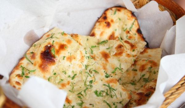 Пърленка със сирене и чубрица