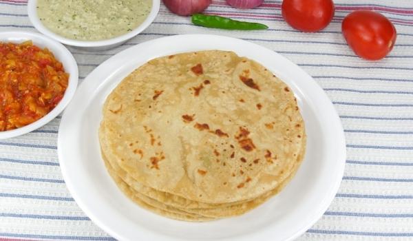 Индийски питки чапати