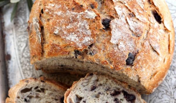 Хляб с маслини и розмарин