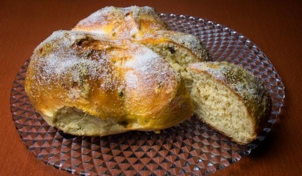 Обреден хляб за Зарезан