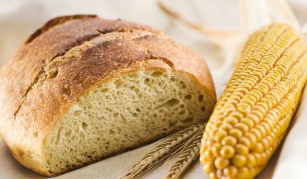 Питка с царевично брашно