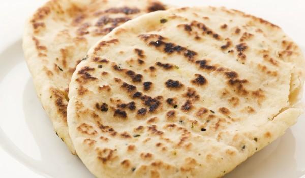 Индийски питки Наан