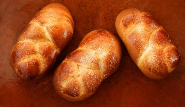 Сладки чешки хлебчета