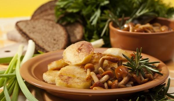 Вкусна картофена гарнитура