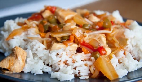 Сух ориз по креолски
