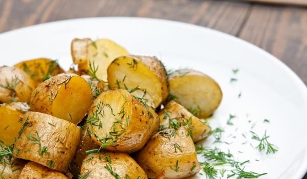 Картофи на микровълнова