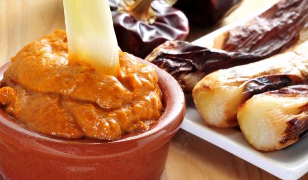 Испански сос със зеленчуци