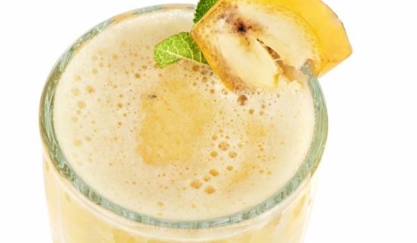 Таитянска напитка от банани