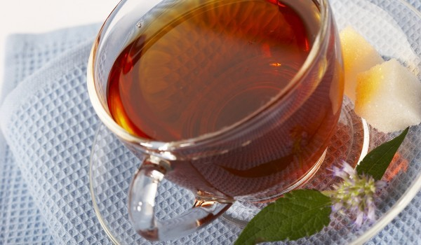Френски кленов чай с коняк