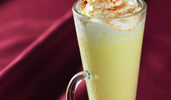 Млечно-портокалова напитка