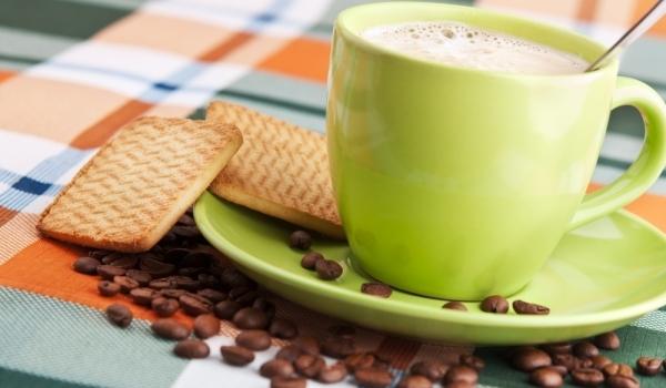 Кафе със сладолед
