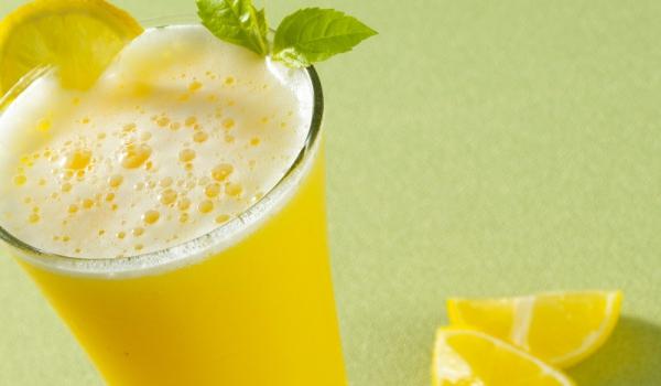 Лимоново мляко