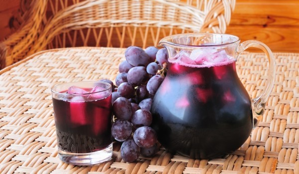 Гроздов сок