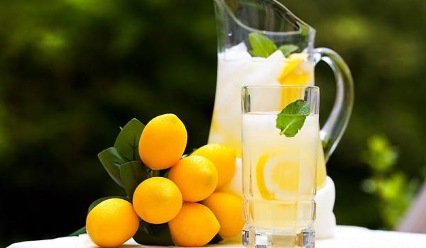 Лимонова гранита