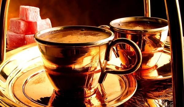Арабско кафе