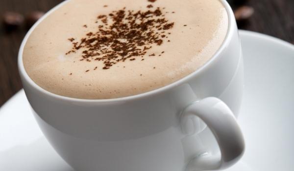 Мока кафе с ванилия