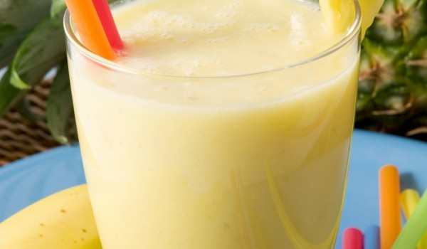 Ананасово мляко